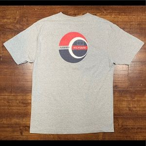 Vintage 90s TOMMY HILFIGER Eclipse Graphic T-Shirt